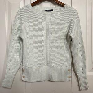 NWT Ann Taylor XSP Crew Neck Sweater